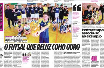 "Escola Futsal ""Os Afonsinhos"""