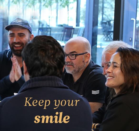 JTM - keep your smile